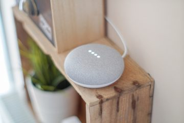 Google Home Assistant - Voice Search